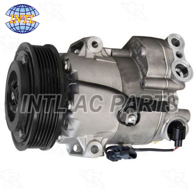 New A//C Compressor for 2011 Chevrolet Cruze 1.4L w// Fuel Economy Package ONLY