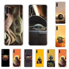 Baby Yoda cute Elves Phone Case Cover For samsung galaxy A3 A5 A7 A10 A20 E A30 S A40 A50 A70 A71 A80 2017 2018(China)