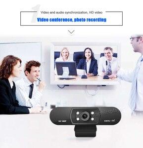 Image 5 - 1080P 웹캠 HD 카메라 내장 HD 마이크 1920x1080p USB 비디오