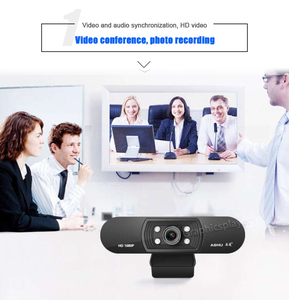 Image 5 - 1080P Webcam HD Camera with Built in HD Microphone 1920 x 1080p USB  Video