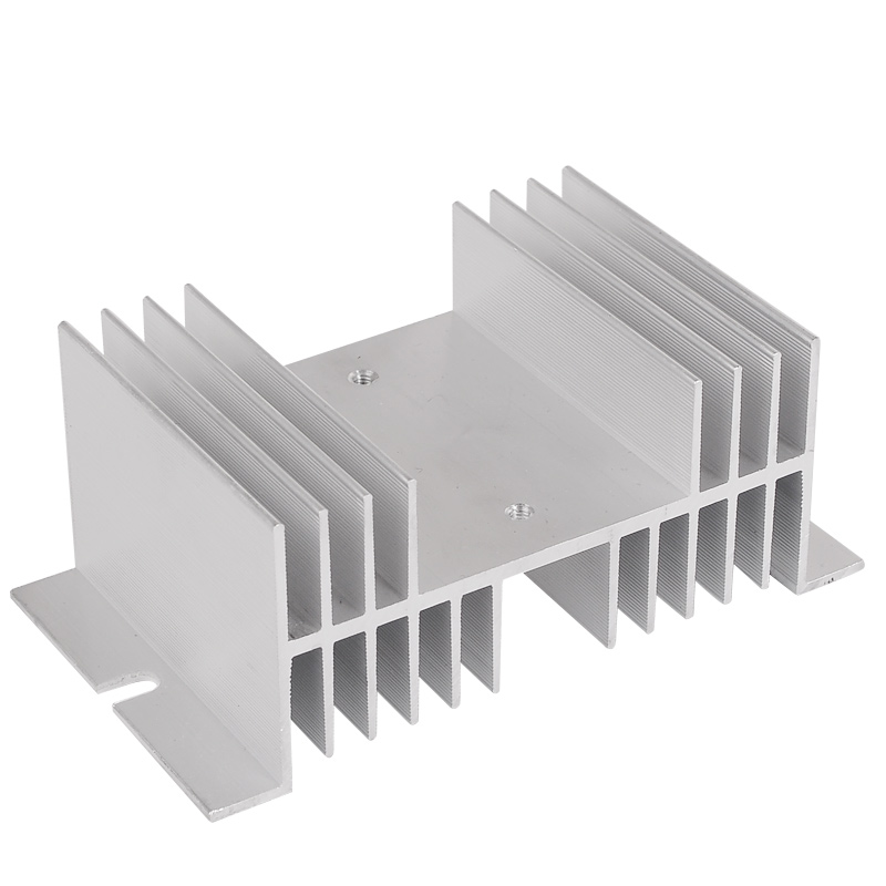 Aluminum Heat Sink for SSR 10A~40A Solid State Relay Heat Dissipation MT