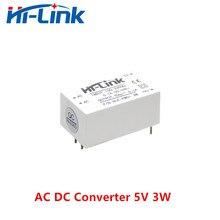 Di trasporto del nuovo Hi Link ac dc 5v 3w Buck Step Imbottiture Modulo di Alimentazione del Convertitore Intelligente interruttore di famiglia modulo di potenza