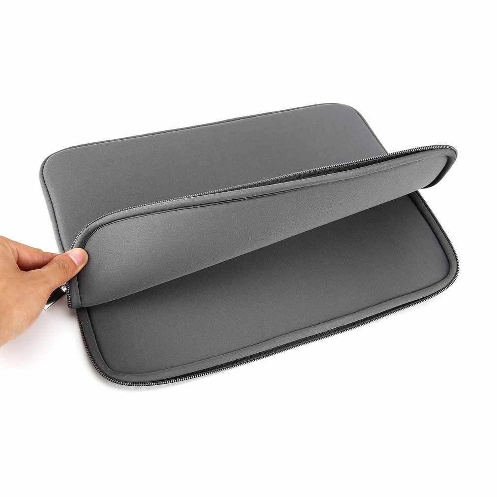 """Pochette d'ordinateur pour Macbook Air Pro Retina 11 """", 13"""", 14 """", 15, 15.6 pouces pochette pour ordinateur portable étui PC housse étui tablette pour Xiaomi Air HP Dell"""