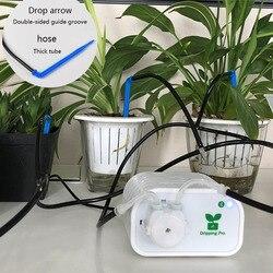 Giardino Irrigazione Automatica Dispositivo Intelligente di Controllo Del Telefono Cellulare di Piante grasse A Goccia Lrrigation Timer Pompa Acqua Sistema di J25