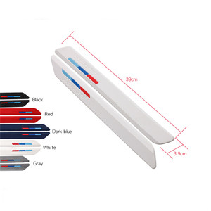 Image 5 - Silicone Anti collision Bar Strip For Niu M1 N1 N1S Universal Type Electric Scooters Potection Anti scratch Bar Sticker Strips