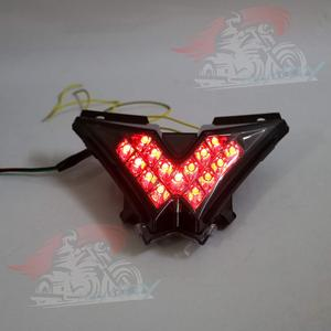Image 3 - 오토바이 LED 미등 Aprilia RSV4 Tuono V4 용 통합 회전 신호 2010 2016 11 12 13 14 15