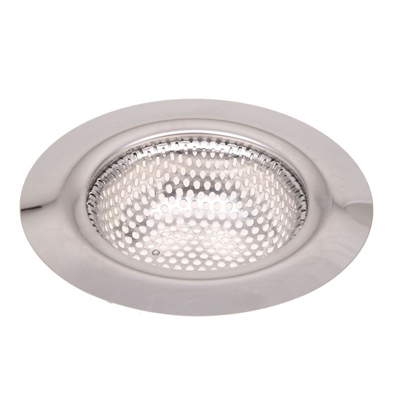 Stainless Steel Mesh Hole Design Round Sink Strainer