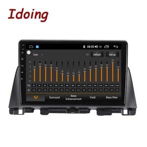 "Image 5 - Idoing 10.2""Android Car GPS Multimedia Player For Kia K5 Optima 3 TF 2015 2018 GPS Navigation Radio Video Player no 2 din DVD"