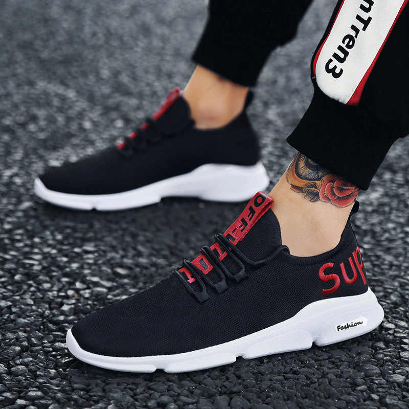 2018 Summer Breathable Sneakers New