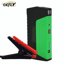 GKFLY caricabatteria da auto portatile ad alta capacità per avviamento a salto per auto 12V 600A caricabatterie per auto portatile per batteria per auto Buster