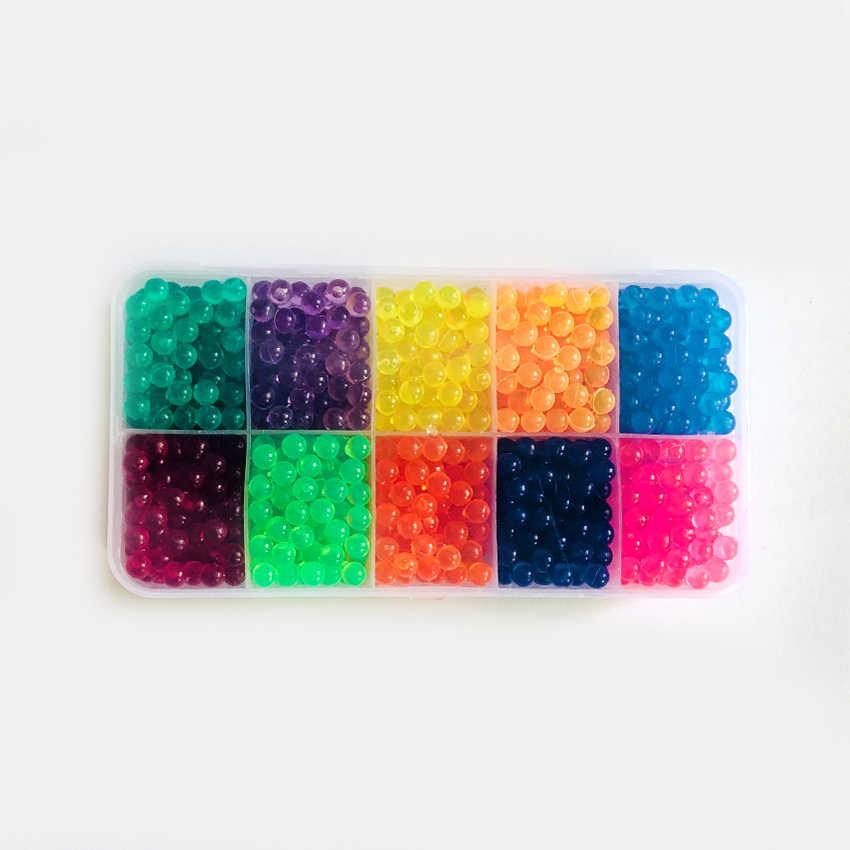 6000 pcs FAI DA TE Magic Bead Set Animale Stampi A Mano Fare Puzzle Capretto Aqua perline Giocattoli Educativi per I Bambini di Periodo Ricostituire dla dzieci