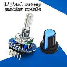 Модуль роторного энкодера для разработки датчика Arduino Brick EC11