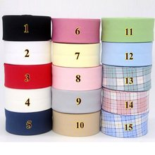 30mm Width Bias Tape 100% Cotton Fold Binding Tape, Printed DIY Sewing Cloth Tapes 5 meters/lot