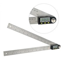 Ruler 300mm Measuring-Tool Conveyor-Angle-Finder Inclinometer-Angle Electronic-Goniometer