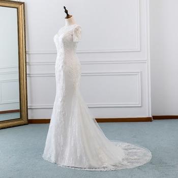 Robe de Mariage Bohème Vintage Constance
