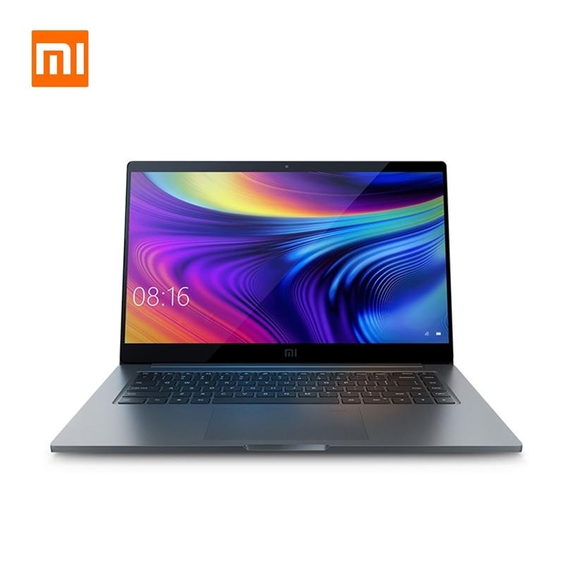 Xiaomi Mi Laptop Pro 15.6 Inch Fingerprint Sensor Intel Core I7-10510U NVIDIA GeForce MX250 16GB RAM 1TB SSD 100% SRGB Notebook