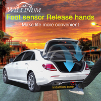 Electric tailgate for Benz W205 W222 Mercedes intelligent electric tail gate remote control power operated trunk opening close
