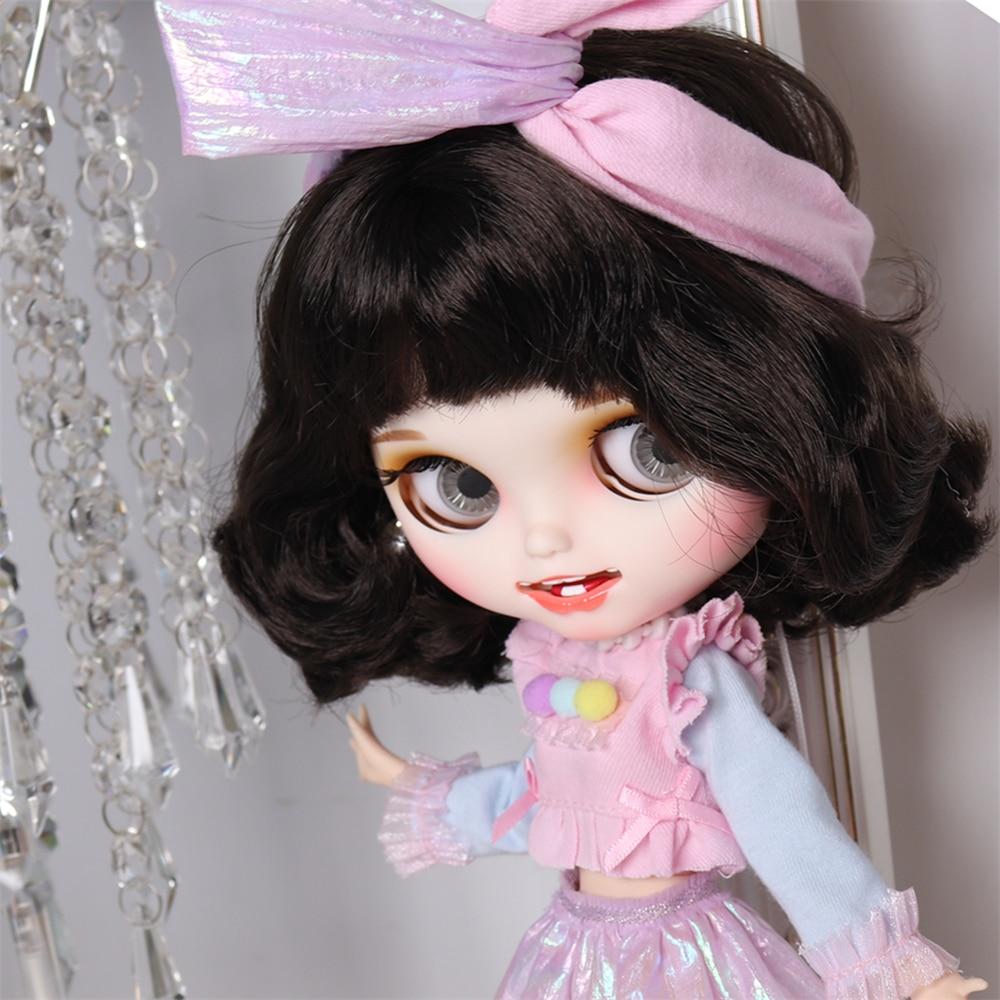 Jovita – Premium Custom Blythe Doll with Smiling Face 6