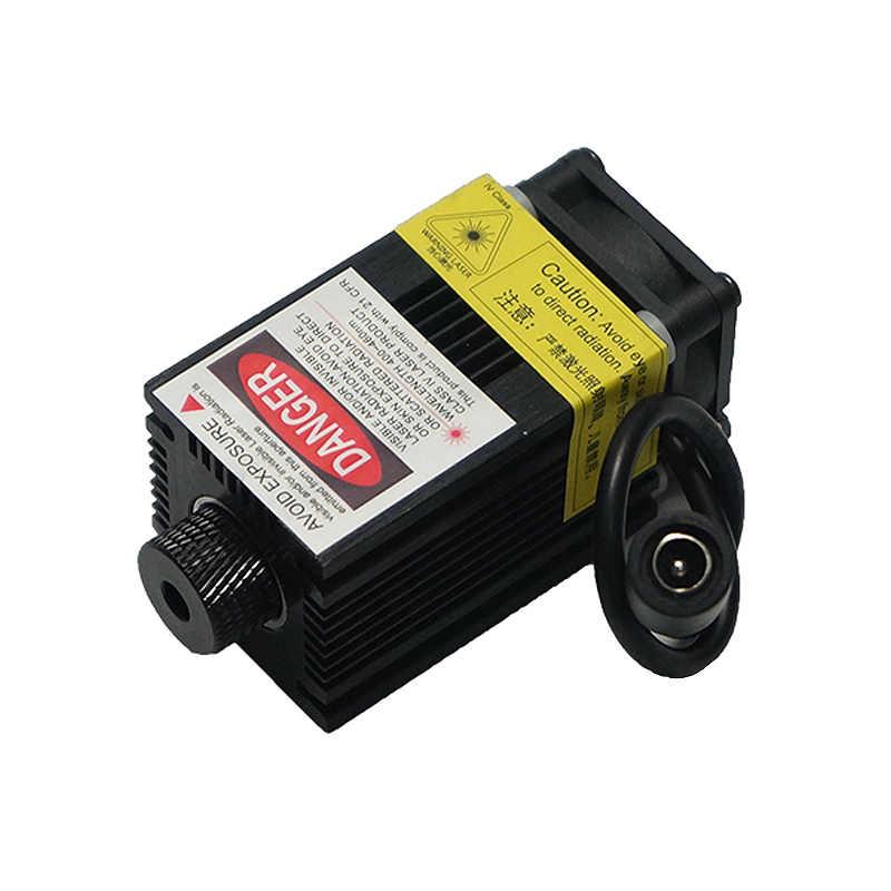 500MW Mô Đun 450NM Lấy Nét Laser Màu Xanh Đầu Khắc CNC Laser Máy Công Cụ Laser Ống