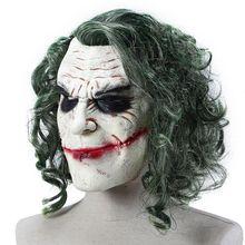 Clown Return to Soul Mask cos Headset Halloween Terror