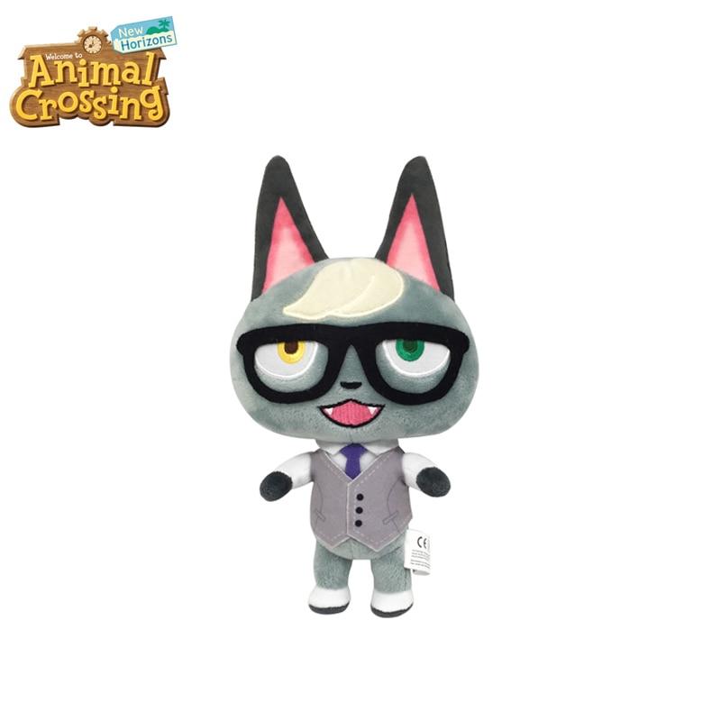 21cm New Raymond Plush Toy Animal Crossing Plush Toy Super Cute