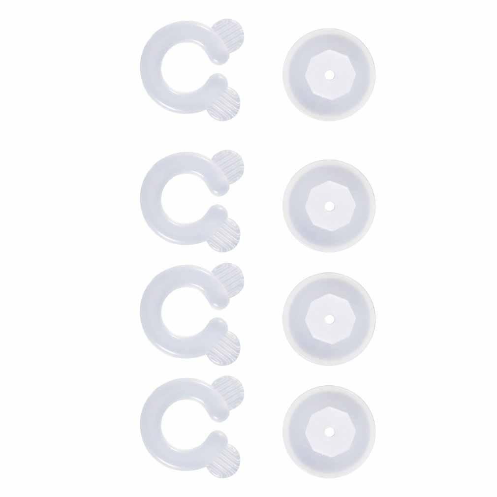 4Pcs Einfach zu Bedienen Befestigen Bett Duvet Quilt Abdeckung Clip König Blatt Befestigungen Schlafzimmer Bettwäsche Quilts Befestigung Halter Greifer kunststoff