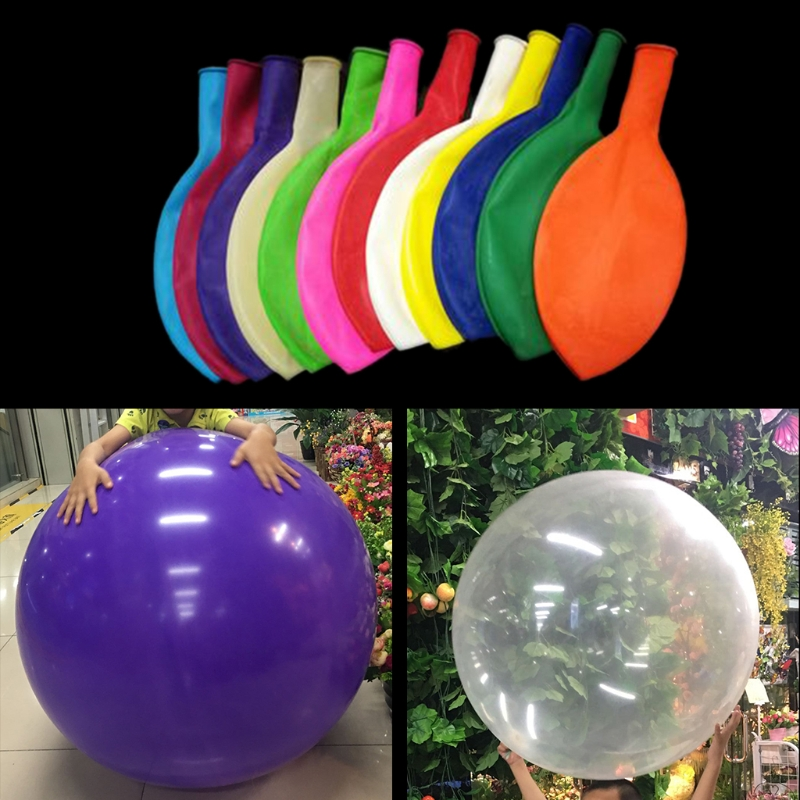 NEW 36 Inch Balloons High Quality Thick Big Balloons Water Balloons Kids Toy