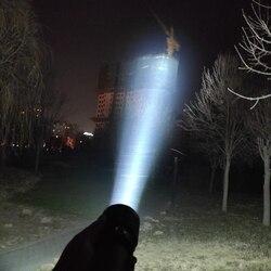 Nueva linterna de xenón de 65W HID FIRE-FOXES4 FF4 de largo alcance de alta iluminación de caza 6500lumen de exploración de Montañismo fuerte
