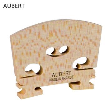 5 sztuk mostek do skrzypiec rozmiar 4 4 3 4 1 2 1 4 profesjonalne akcesoria Violino Made in France tanie i dobre opinie SevenAngel CN (pochodzenie) Aubert Violin Bridge