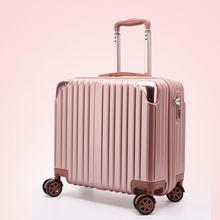 Rolling-Luggage Wheels Sipnner 18-Inches Women Size Discount Hot-Sales