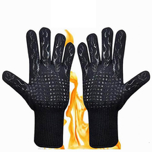 Heat-resistant barbecue gloves Microwave…