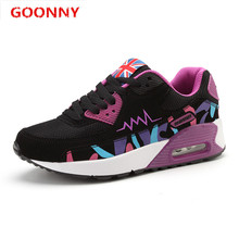 Shoes Woman Running Shoes Ladies Flat Sn