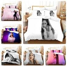 Grande Bedding Sets American Singer Quilt Bed Cover Duvet Cover Pillow Case 2-3 Pieces Sets Adult Children