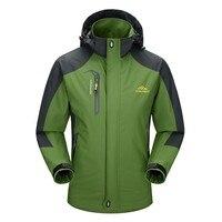 Sagace novo outono e inverno jaqueta ao ar livre jaqueta térmica blusão impermeável esportes ao ar livre caminhadas acampamento escalada pesca|Jaq. caminhada|   -
