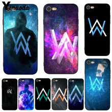 Yinuoda Alan Walker DJ Faded TPU Soft Silicone black Phone Case for Apple iPhone 8 7 6 6S Plus X XS MAX 5 5S SE XR Cellphones(China)