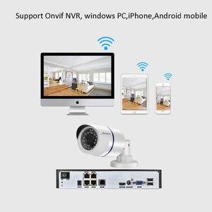 Image 4 - AZISHN 4CH 1080P HDMI 48V POE 2MP NVRระบบกล้องวงจรปิดรักษาความปลอดภัยกลางแจ้ง 720P IPกล้องP2Pการเฝ้าระวังวิดีโอNVRชุด