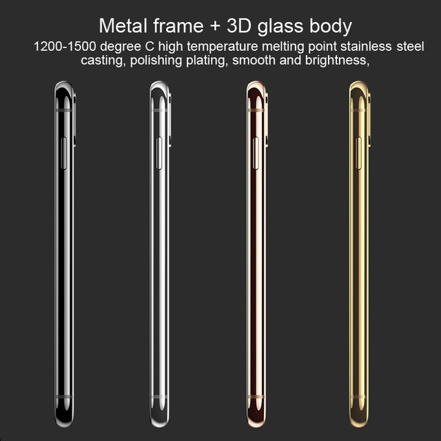 2019 Tiny Smartphone Googel Play Store K-touch i9 3.46 Inch Face ID Android 8.1 Pocket Mini Ultrathin Luxury Unlocked CellPhones