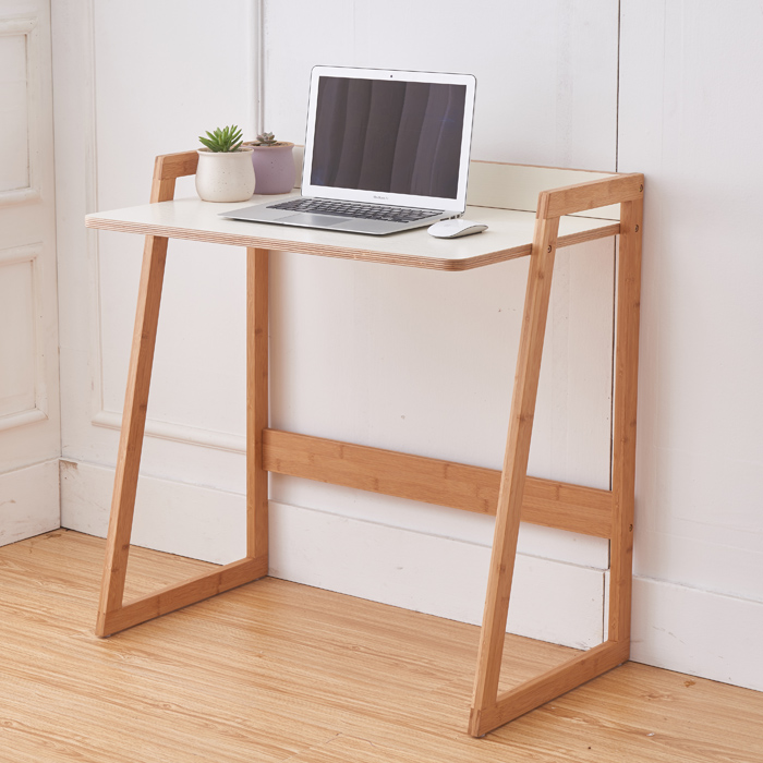Single Student Writing Desk Home Bedroom Bedside Mini Minimalist Notebook Solid Wood Small Nordic Computer Desk