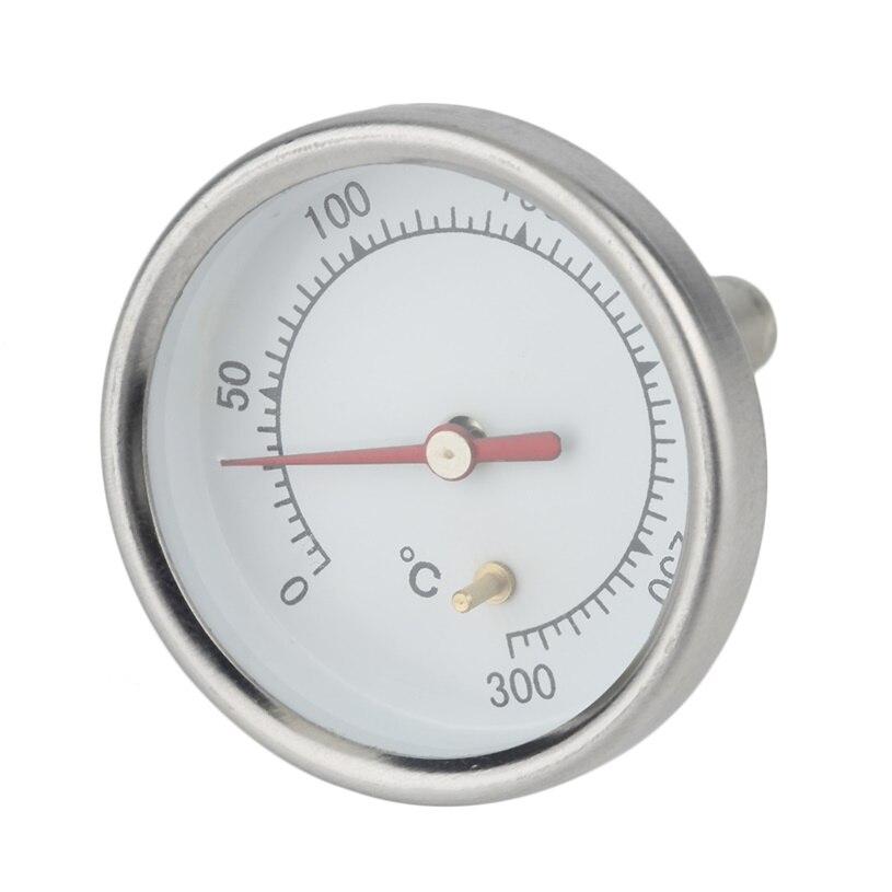 Termômetro de leitura instantânea para artesanato, aço inoxidável, cozinha, café, leite, termômetro de cozinha