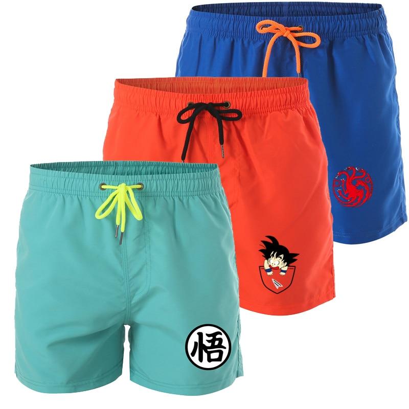 Summer Men's Swim   Shorts   Swimwear Trunks Beach   Board     Shorts   Swimming   Short   Pants Swimsuits Mens Running Sports Surfing   shorts