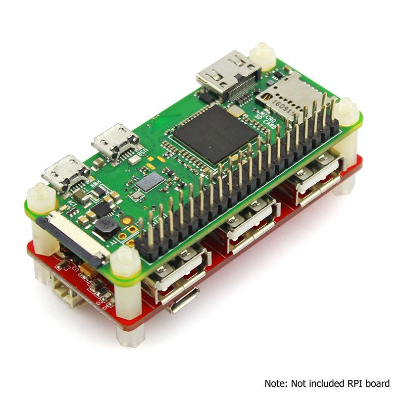 USB Hub RPI Zero (7)