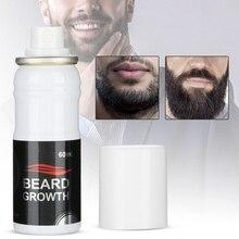 Hot Original Beard Growth Beard Grow Stimulator Pure Natural Accelerate Beard Growth Oil Facial Hair