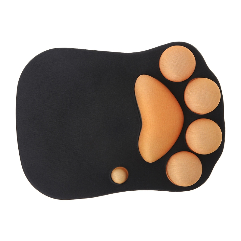 Wrist Pad Mouse Pad Memory Cotton MousePad Desk Pad Hand Loosen Hand Pillow Relaxing Mouse Mat
