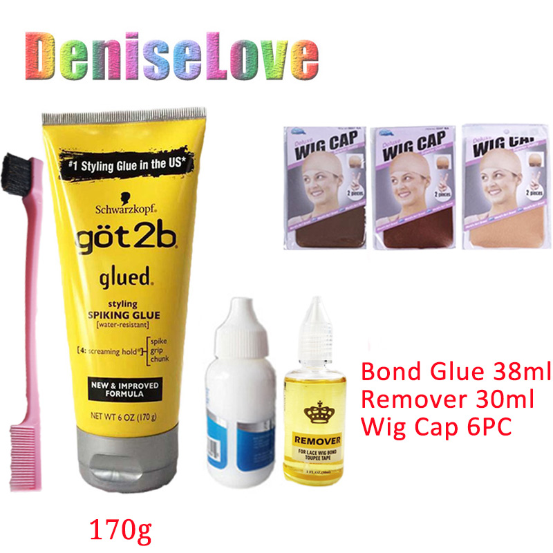 <font><b>got2b</b></font> glued spary wig <font><b>glue</b></font> bond hold <font><b>glue</b></font> 38ml Lace front Wig <font><b>glue</b></font> Adhesives for closure wig remover bold hold lace <font><b>glue</b></font> <font><b>got2b</b></font> image