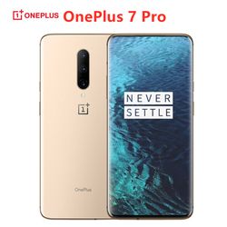 Global Rom Oneplus 7 Pro Smartphone 6.67 Inch 3120*1440 Android 9 Snapdragon 855 48.0 MP Cameras NFC 5V 6A Charger Cell Phone