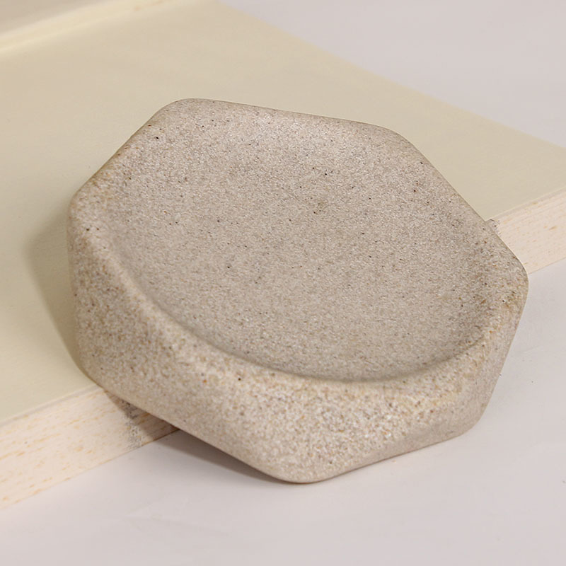 Купить креативные ингредиенты ручной работы мыльница диатомит держатель