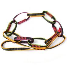 Chain-Rope Sling Forming-Ring Outdoor-Climbing-Accessories Downhill Professional Nylon