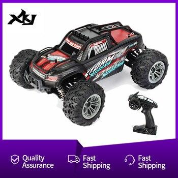 RC Auto KY1899A Maßstab 116 2,4 GHz 4WD Hohe Geschwindigkeit Schnell Fernbedienung Racing Auto USB Lade Off-Road fahrzeug Für Kinder
