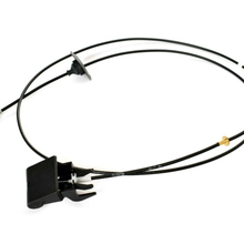 Ford Falcon BA BF/Territory SX SY кабель для крепления капота(переработанный/обновленный) о кабеле крышки Ford пластик с черным