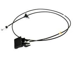 Nowy kabel do zwalniania maski Ford Falcon BA BF/Territory SX SY (zmieniony/zaktualizowany) o plastikowym kablu pokrywy forda z czarnym w Części do rozruszników od Samochody i motocykle na